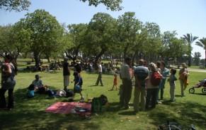 יום עיון ברמת גן של חברי הקהילה